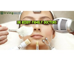 Best Med spa in Irving TX - Dr. Reddy Family Doctors Clinic