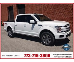 2019 Ford F 150 Lariat For Sale