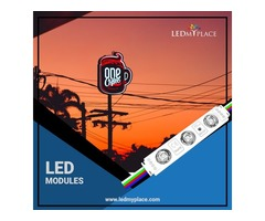 Grab Now the Best LED Modules on Discounted Price