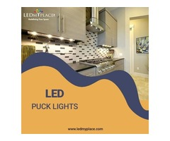 LED Puck Lights Transforming The Lighting Experience In Kitchens