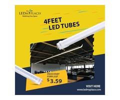(4ft led tube lights) : Best lights for Indoor Lighting