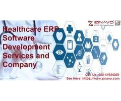 Hospital ERP Software Development Company