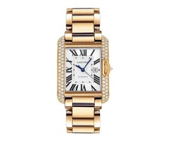 New Cartier Tank Anglaise WT100003