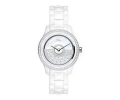 Christian Dior VIII Grand Bal White Pearl & Diamond Women's Luxury Watch