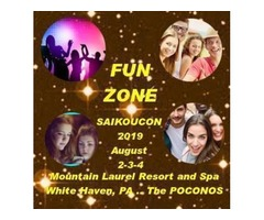 FUN ZONE AT SAIKOUCON 2019