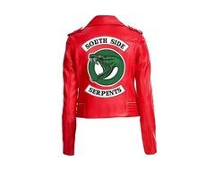 cheryl blossom jacket serpent