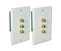 Buy Quality  Wall Plates for RJ45 and Keystone Jacks online