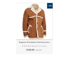 kingsman jacket