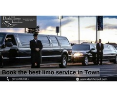 Affirdable limousine service in Maryland