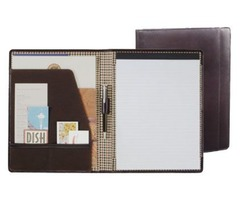 Buy Some Best Quality Letter Pads, Leather Pad Covers, Leather Legal Pad Portfolio