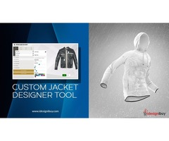 Jacket Design Maker | iDesigniBuy