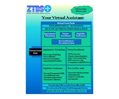 ZTBS Offers Complete RCM, MACRA and Credentialing Services starting at just 2.5%