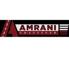 Airport Pickup and Transportation| Andover MA | Amrani Chauffeurs