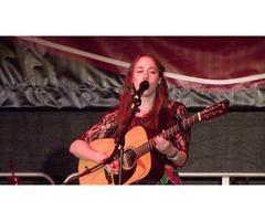 Sarah Jarosz Singer and Songwritter- Freshgrass Foundation