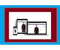 Men Sherwani Design Software   Clothing Design Software