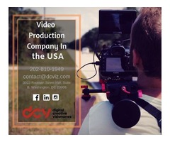 Video Production Company In The USA