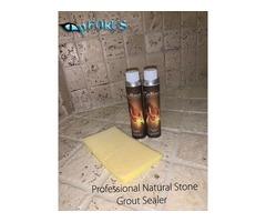 Natural Stone Grout Sealer - Marble Sealer