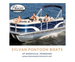 New Advanced Pontoon Boats Is Now Available At Premier Watersports