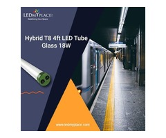 Light up Your Interior with Best Hybrid 4ft 18w LED Tubes