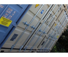 Warehouse storage containers fl