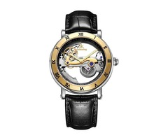 Automatic Mechanical Movement Stainless Steel Mens Watch