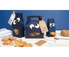 Get 40% Discount on Customizable Snack Box Wholesale