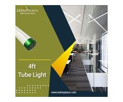 Buy Now the Best T8 4ft LED Tube Lights for Interior Design