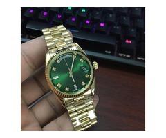 New Double Calendar Watches Luxury Brand Automatic Men Watch Stainless Steel Wristwatch Fashion Mech