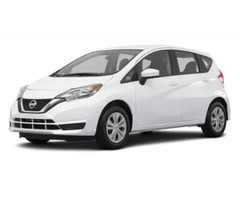 2019 Nissan Versa Note: Consider this Quote