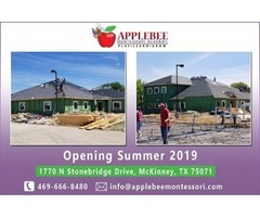 The Upcoming and best Preschools Mckinney