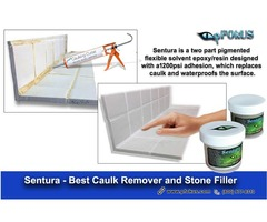 BUY SENTURA - SHOWER CAULK REMOVER | TILE AND GROUT FILLER