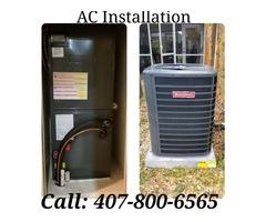 NEW 2 ton 2.5 3 4 5 AC unit System installation!