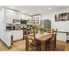 2-bedroom in the heart of Upper West Side. Beautiful Townhouse.