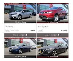 Downey Nissan Dealer in Downey, California - Findcarsnearme.com