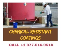 Chemical Resistant Coatings For Floors, Walls & Structures : CCG