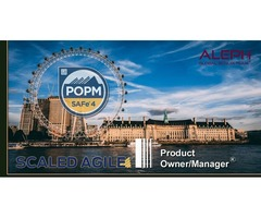 Learn Product Owner- Product Manager  | Get Certified Trainer | POPM