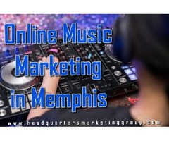 Online Music Marketing in Memphis Help You Promote Your Latest Single