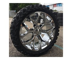 Quality Snowflake Wheels at Cheap Prices