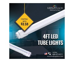 Buy Now the Best T8 4ft LED Tubes for Interior Design