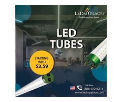 Get the Best (LED Tube Light Fixture) At Affordable Price