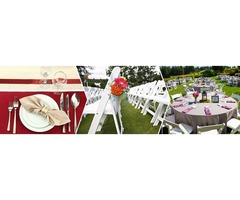 Party Rentals Alhambra | Tables, Chairs, Buffet & Rentals Equipment