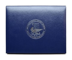 Buy Padded Diploma covers, Leatherette Certificate Holders Online