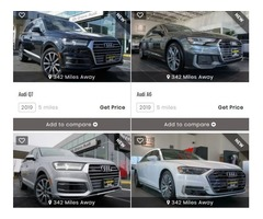 Find Audi for Sale in Elk Grove, CA - Findcarsnearme.com