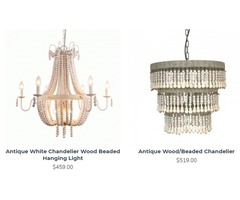Looking to Shop for An Antique Rustic Chandelier? Choose Aatol For the Best Collection