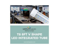 Take Lighting Decision wisely By Installing Integrated LED Tube Light Inside Offices