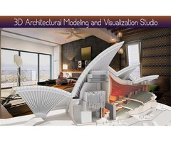3d architectural Modeling and Visualization studio
