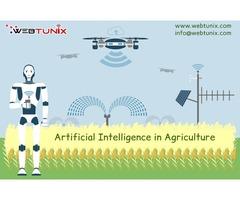 Best Agriculture Website in the world - Webtunix AI