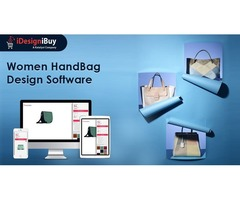 Women Bag Customization Software | iDesigniBuy