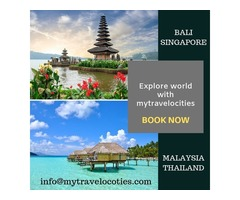 Book online Cheap Holiday Packages, Travel Packages – Mytravelocities