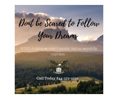 Dont be Scared to Follow Your Dreams